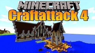 getlinkyoutube.com-Der erste große Minecraft Krieg! - Minecraft Craftattack 4 Folge #38