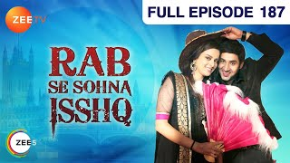 getlinkyoutube.com-Rab Se Sona Ishq - Episode 187 - April 12, 2013