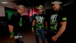 getlinkyoutube.com-DX, Hornswoggle & John Cena Funny Moment