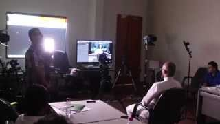 getlinkyoutube.com-التصوير السينمائي | لقطات موجزة من دورة فن التصوير السينمائي و إنتاج الأفلام بجدة