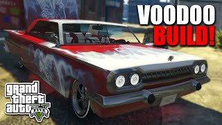 getlinkyoutube.com-GTA 5 Lowrider DLC: Voodoo Customisation/Drive - Ultimate Cruise Car!