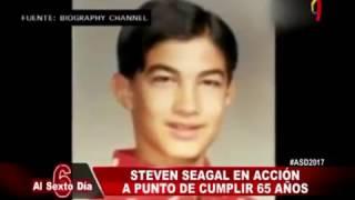 STEVEN SEAGAL BIOGRAFIA EN ESPAÑOL