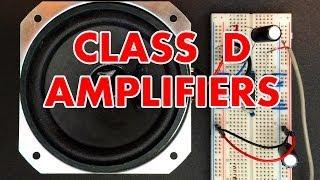 getlinkyoutube.com-Class D Amplifier Tutorial!