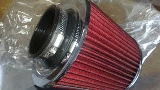getlinkyoutube.com-Instalacion de Filtro de aire conico en Seat Toledo/Leon 1,9 TDI