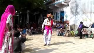 getlinkyoutube.com-Govri ka khel करजाली राजा राणी