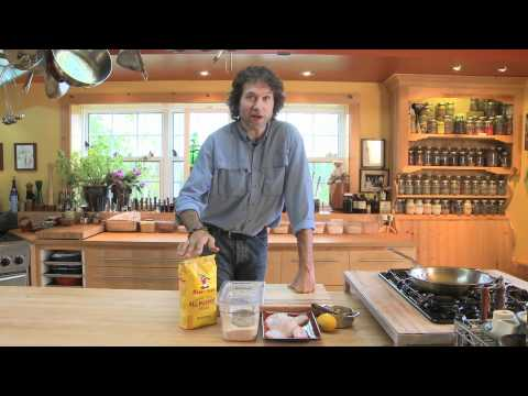 Food Country with Chef Michael Smith Episode 8: Pan Fried Whitefish