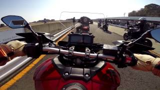 getlinkyoutube.com-YAMAHA MT-09 TRACER Test-Ride in SUZUKA