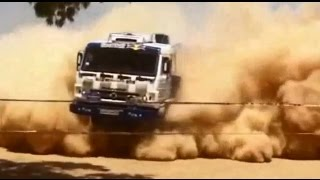 getlinkyoutube.com-2015 Dakar Rally Fan Video Highlights (part 2)