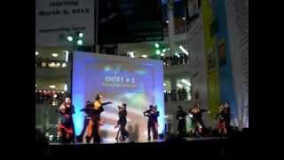 DTCC 2012 Sayaw Pinoy DanceSport Latin Formation
