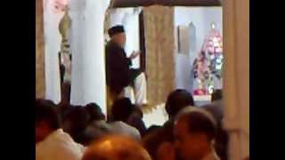 getlinkyoutube.com-8th Muharram Majlis by Zair Sb at Mazhar Husain Sb's Imambara, Ghantaghar, Allahabad | 23rd Nov 2012