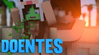 Minecraft: PELADOS! - #14 AS GAROTAS ESTÃO DOENTES!