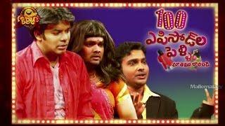 getlinkyoutube.com-100 Episodla Pelli (Choothamu Rarandi)   Sudigali Sudheer    'Kiraak Comedy Show' - 04