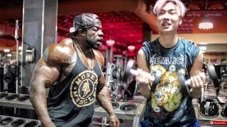 getlinkyoutube.com-Kali Muscle + Rice Gum | TOAST ALL ROASTERS (DISS WORKOUT)