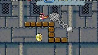 getlinkyoutube.com-Zagrajmy w Super Mario World (część 19) Bedziemy powoli kończyć...