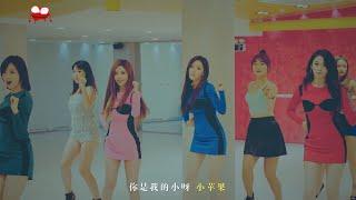 getlinkyoutube.com-《HD中韓字幕》T-ara - 小蘋果Little Apple feat.筷子兄弟(韓版)