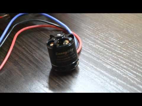 Тест мотора на вибрации from Banggood.com