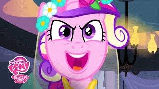 getlinkyoutube.com-MLP: Friendship is Magic - Princess Cadance & Queen Chrysalis  'This Day Aria' Song