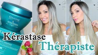 getlinkyoutube.com-Resenha Therapiste Kerastase mascara por Bia Munstein