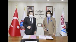 Ağrı Belediyesi ve Serhat Kalkınma Ajansı SERKA arasında protokol imzalandı
