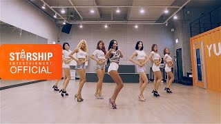 getlinkyoutube.com-SISTAR 씨스타_SHAKE IT Dance Practice ver.