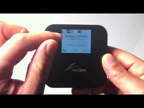 NetZero Hotspot Video Review