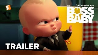 getlinkyoutube.com-The Boss Baby Official Trailer - Teaser (2017) - Alec Baldwin Movie