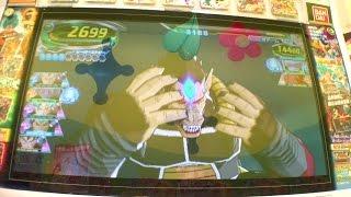 getlinkyoutube.com-【大猿仮面のサイヤ人】ドラゴンボールヒーローズ GDM2弾 【必殺技集:超ダークリベリオンキャノン】【仮面のサイヤ人、巨大化】【DRAGONBALLHEROES GOD MISSION】