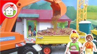 Playmobil Film deutsch Die Haus-Baustelle von family stories