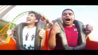 Recoil - India's First Reverse Looping Rollercoaster