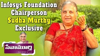 getlinkyoutube.com-Sudha Narayana Murthy - Women's Day Special Interview || Chairperson, Infosys Foundation