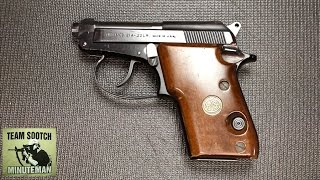 getlinkyoutube.com-The Best 22LR Pocket Pistol : Beretta Model 21 Bobcat