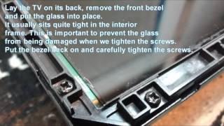 getlinkyoutube.com-Easy DIY LED  TV backlight repair
