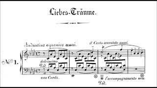 getlinkyoutube.com-Liebesträume No. 1, S.541/1 (Liszt) - Sheet Music