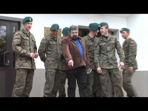 """Janusz """"Siara"""" Rewiński i wojsko"""