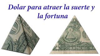 Download video como doblar un dolar para la buena suerte - Como atraer la buena suerte ...