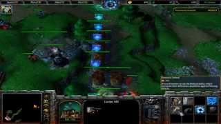 getlinkyoutube.com-Warcraft 3 TFT - Custom Castle Defense #2