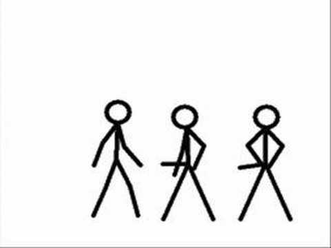 funny stick animation. Stick Animation - Chaos