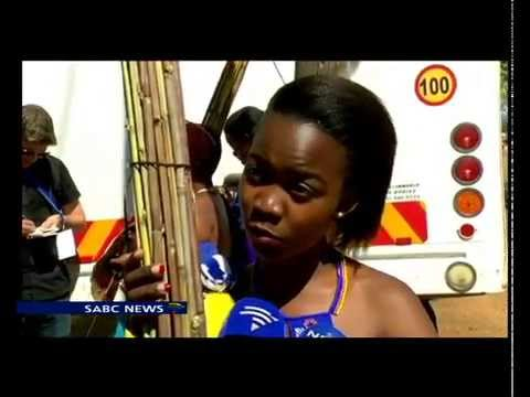 Annual reed dance ceremony underway in Swaziland
