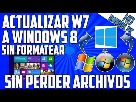formatear disco windows vista upgrade: