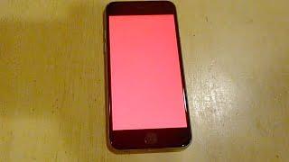 getlinkyoutube.com-iPhone 6 Red Screen of Death
