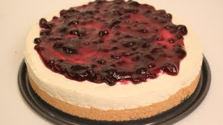 getlinkyoutube.com-Cheese Cake || تشيز كيك