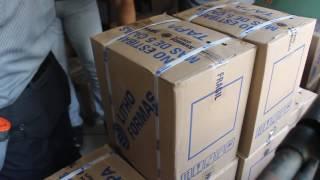 Llega paquetería electoral a Tuxtepec