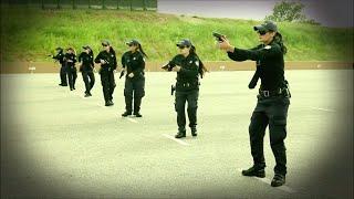 getlinkyoutube.com-Shooting training of Kurdish female anti-terror police [CT Unit]