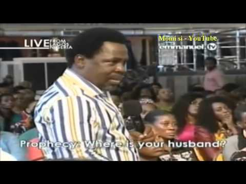 SCOAN 19 April 2014: Prophecy Time, Saturday Prophetic Service With Prophet TB Joshua, Emmanuel TV