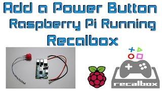 getlinkyoutube.com-Recalbox Add A Power Button / Switch Raspberry Pi
