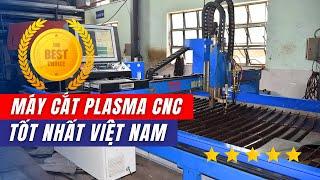 Máy cắt Plasma CNC Việt Nam tốt nhất
