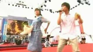 getlinkyoutube.com-Yoon Eun Hye Dancing (The Vineyard Man)