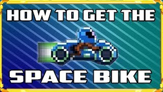 How to get the space bike |Drive ahead