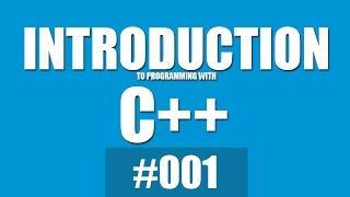 getlinkyoutube.com-Lesson one : الدرس الاول من دورة اساسيات البرمجة بال c++
