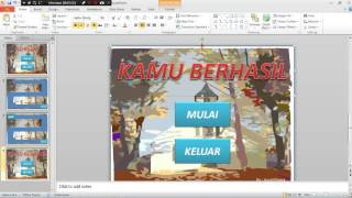 getlinkyoutube.com-cara membuat game dengan power point